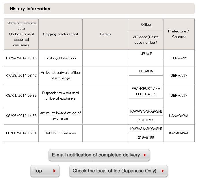注文したCANYON ULTIMATEが遂に日本に到着