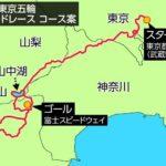 【新コース案発表】2020年東京オリンピック 自転車ロードレースのコース