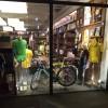 代官山蔦屋書店に自転車コーナーが。