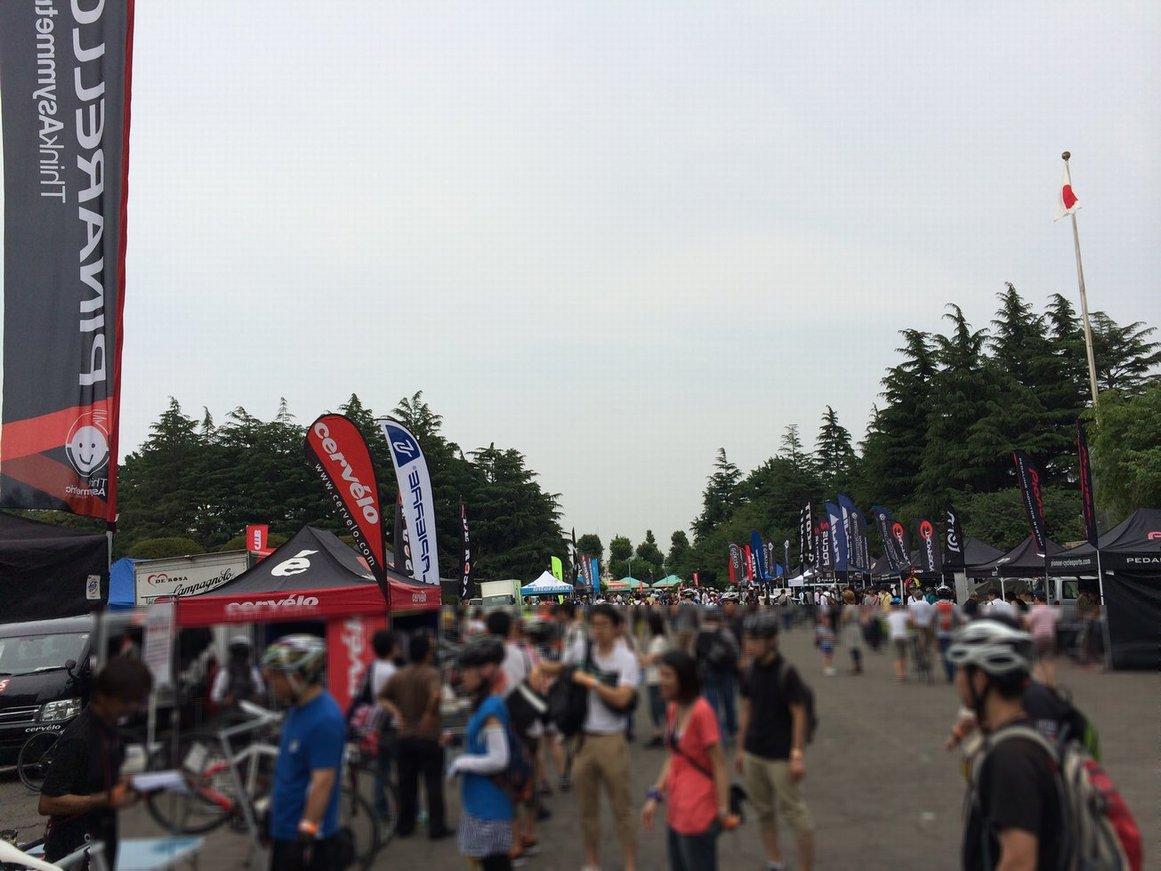 2015年もプレミアム・バイク・インプレッション(ロードバイク試乗会)が開催されるようです→2015/5/6
