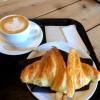 道志みち練習のあとは「ZEBRA Coffee & Croissant」で休憩