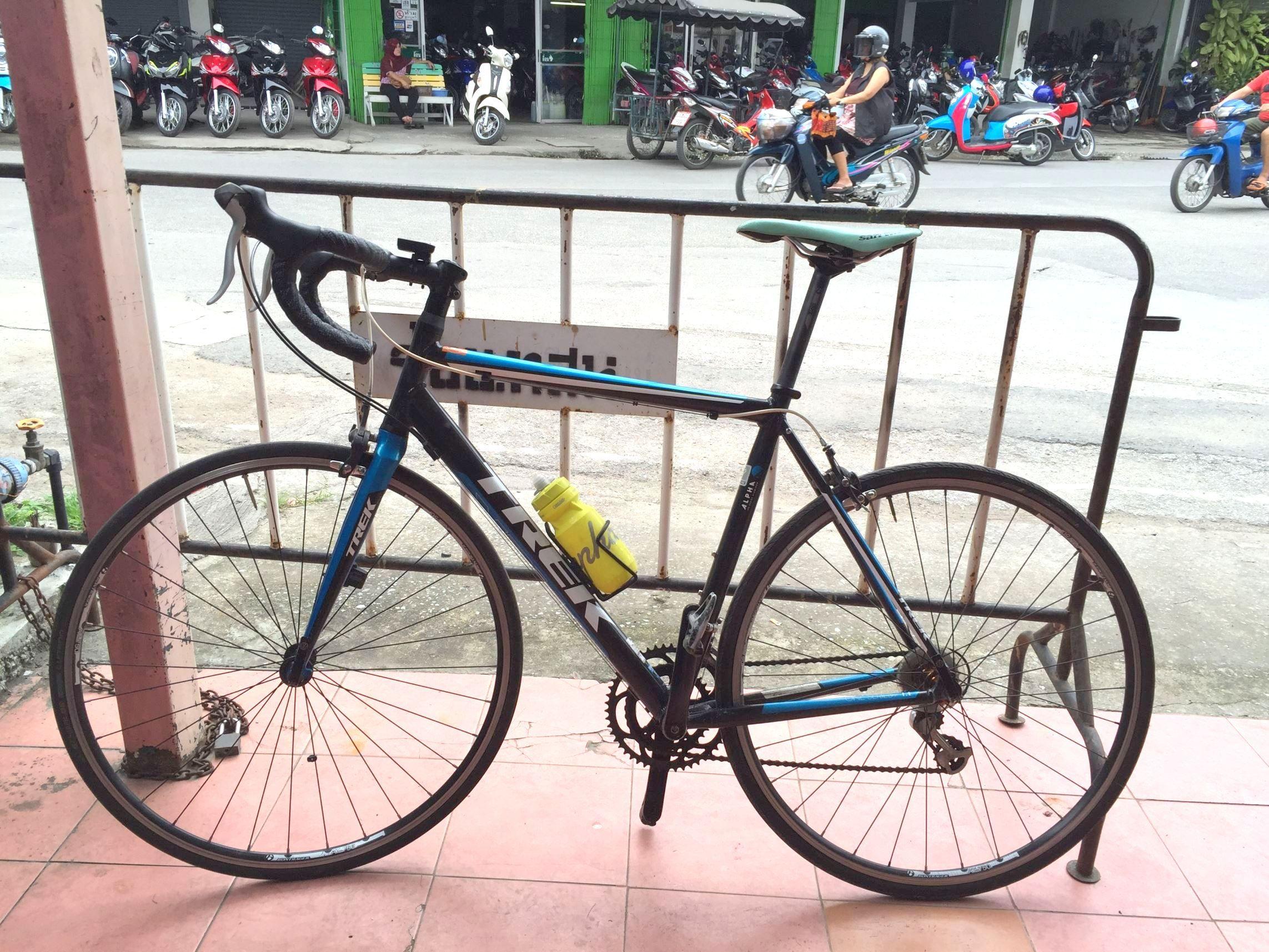 タイ・チェンマイ サイクリング その1(Chiang Mai Cycling No.1)