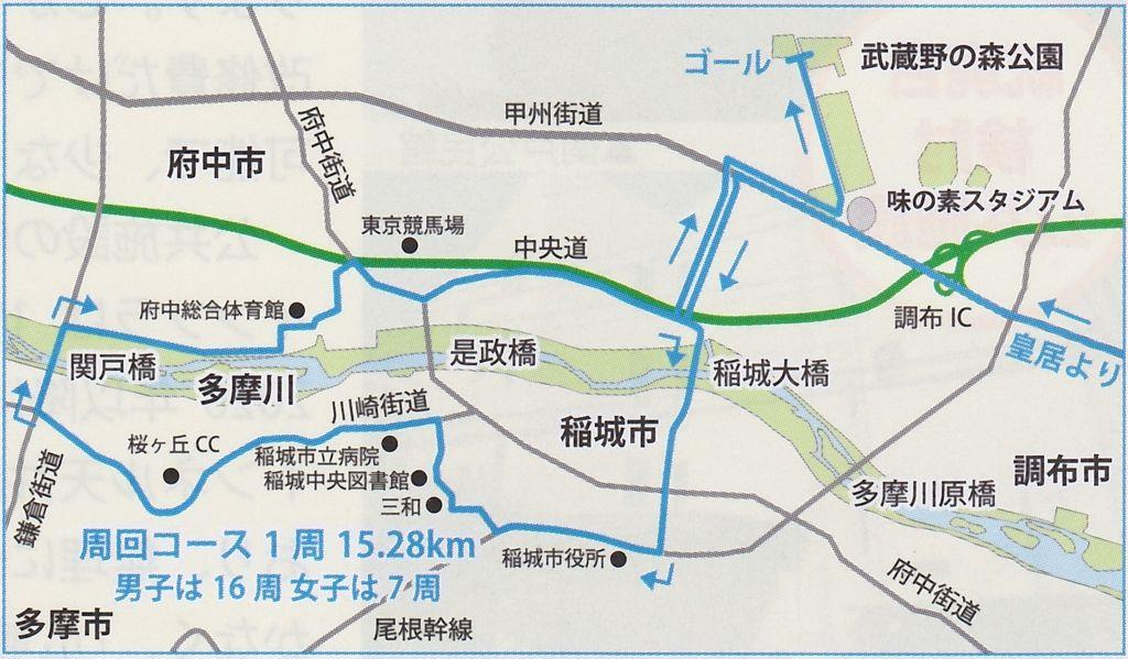 【更新】2020年東京オリンピック 自転車ロードレースのコース