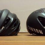Giroの最上位ヘルメット 「Synthe(ジロ シンセ)」インプレ