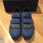 ラファの「リフレクティブ クライマーズシューズ(ネイビー)(Rapha reflective climber's shoes)」を買ってみた