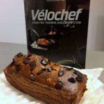 Raphaで売っていた自転車料理本、「Velochef」購入