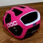 POCの軽量ヘルメット、「Octal Fluorescent Pink」を買ってみた