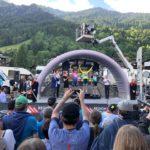 ドーフィネ2019最終日をスイス・シャンペリーで観戦してきました