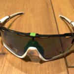 オークリーのサングラス、「Jawbreaker Cavendish」モデルのインプレ