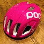 POCのロード用ヘルメット、「Ventral SPIN」EFエデュケーションカラーのFluorescent Pinkを買ってみた