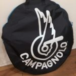 Campagnoloのディープリムホイール「Bora WTO 60」が自宅に到着